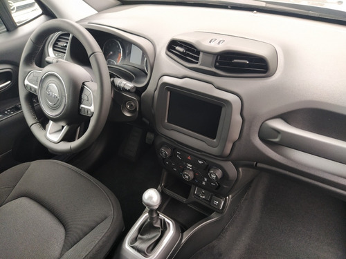 jeep renegade sport mt5 0km gris