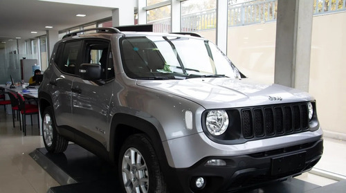 jeep renegade sport mt5 2020, tomamos tu usado o $488.190! l