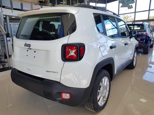 jeep renegade sport mt5 blanca 5 puertas venta online