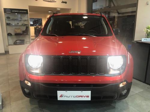 jeep renegade sport mt5 financiamos el 70% cuotas bajas