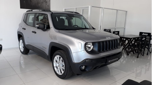 jeep renegade sport mt5  fp