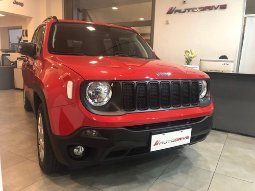 jeep renegade sport mt5 my 21 - financiada por la terminal.