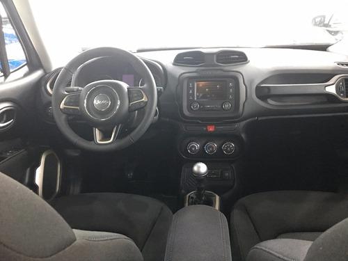 jeep renegade sport my18 nueva linea 0 km 1.8 manual