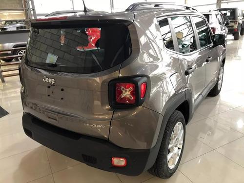 jeep renegade sport plan de ahorro 80/20% con 17cts pagas