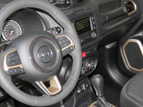jeep renegade sport plus 1.8 aut   2019