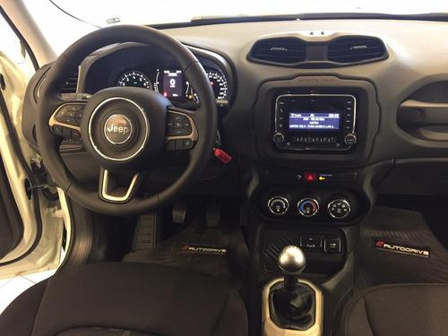 jeep renegade sport plus 1.8l mt5 oferta de contado