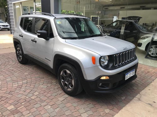 jeep renegade sport plus 2016