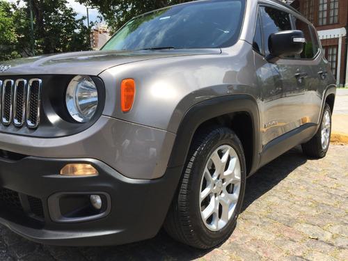 jeep renegade sport plus 2017 at