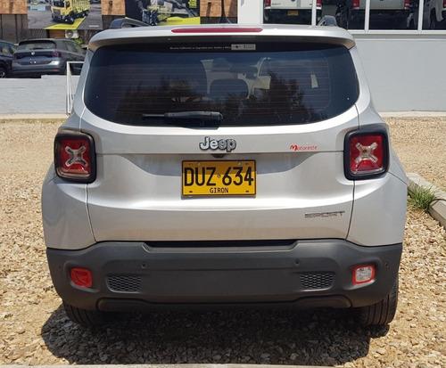 jeep renegade sport plus 2019