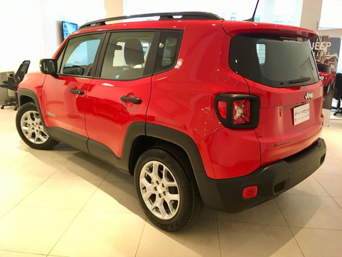 jeep renegade sport plus at6