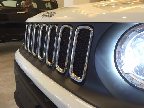 jeep renegade sport plus at6 entrega inmediata, c. oficial
