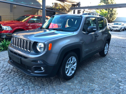 jeep renegade sport plus atx 0km sport cars quilmes