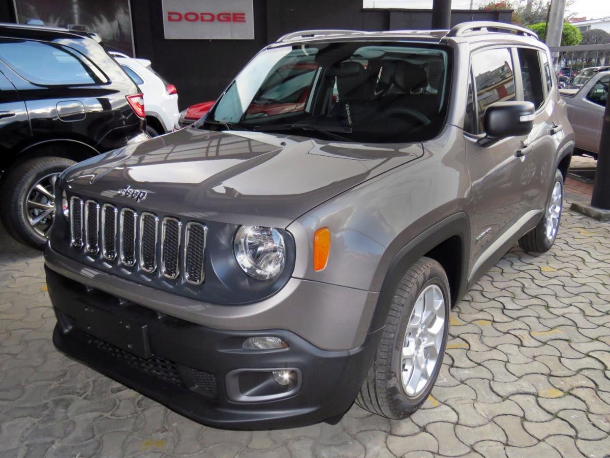 Jeep Renegade Sport Plus Aut 2019 76 990 000 En Tucarro