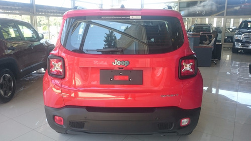 jeep renegade sport plus automatica 0km
