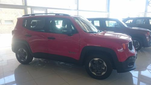 jeep renegade sport plus automatica 2017 contado