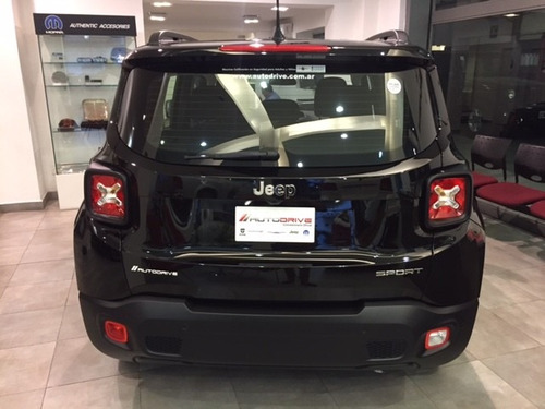 jeep renegade sport plus automatica