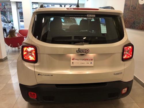 jeep renegade sport plus automatico 2018 autodrive contado