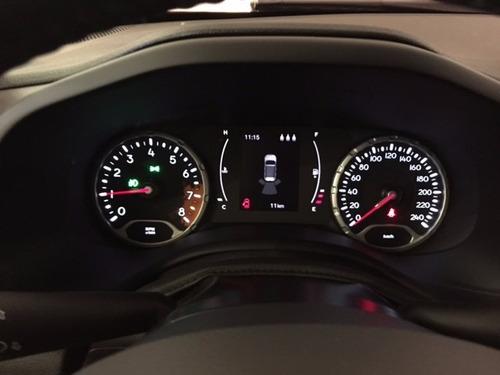 jeep renegade sport plus automatico 6ta todos los colores ya