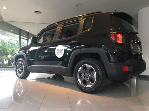 jeep renegade sport plus automatico 6vel abril