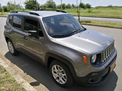 jeep renegade sport plus automático
