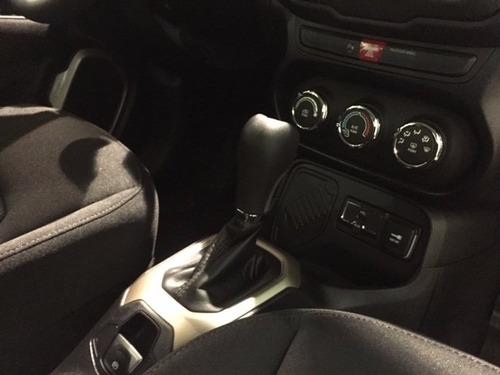 jeep renegade sport plus automatico my18
