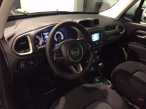 jeep renegade sport plus automatico varios colores 0 km