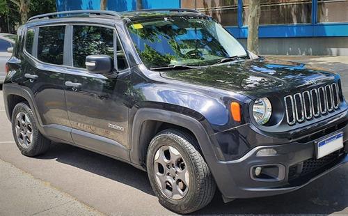 jeep renegade sport plus cuero (dueño directo)