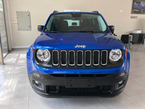 jeep renegade sport plus manual 0km my18 sport cars lp