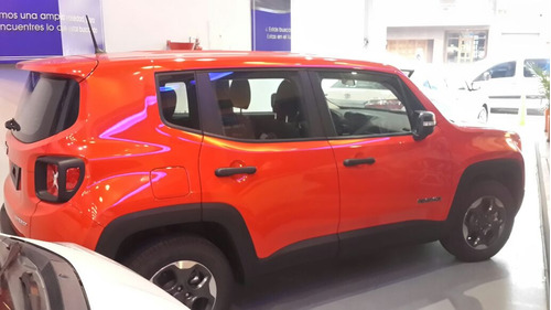 jeep renegade sport, sport plus mt y at