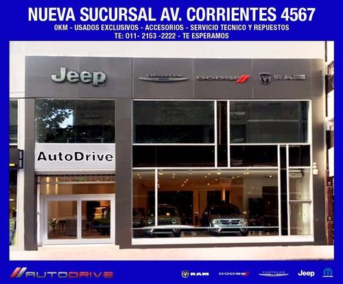 jeep renegade sport wild anticipo $185500 autodrive