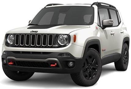 jeep renegade toda la gama