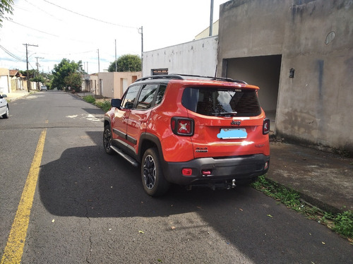 jeep renegade traihallk 2016 diesel