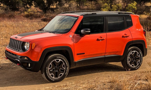 jeep renegade trailhawk 2.0 0km