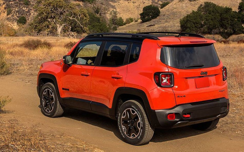 jeep renegade trailhawk 2.0 0km madero motors