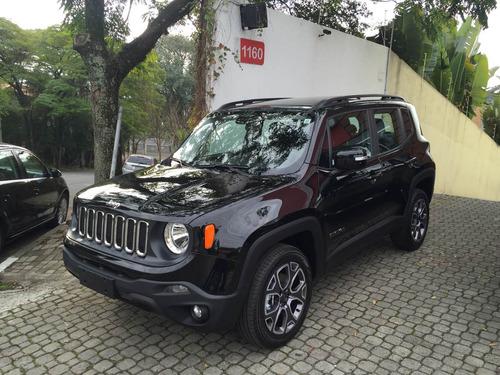 jeep renegade trailhawk  2.0 aut diesel 16/17 0km