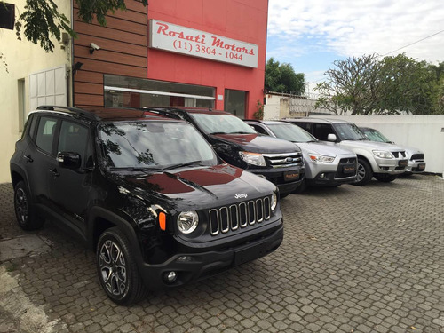 jeep renegade trailhawk  2.0 aut diesel 17/18 0km
