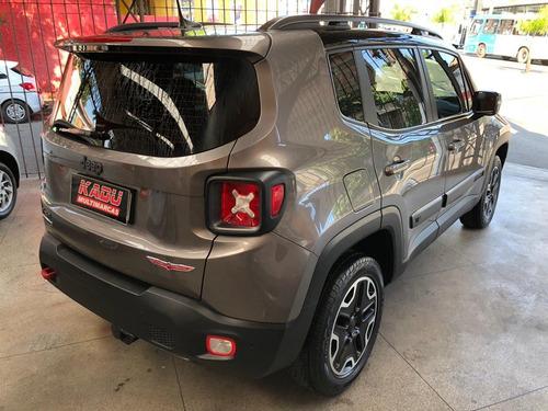 jeep renegade trailhawk 2.0 multijet td 4wd (aut) 2016/2016