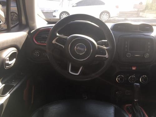 jeep renegade trailhawk 2.0 tb diesel 4x4 aut 2016