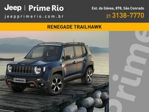 jeep renegade trailhawk 2.0 turbo 4x4, rngtrvd