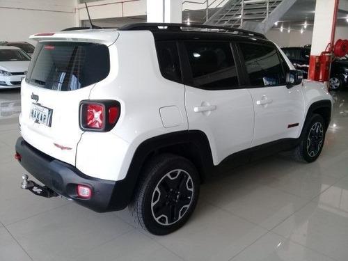 jeep renegade trailhawk at 2.0 4x4 diesel