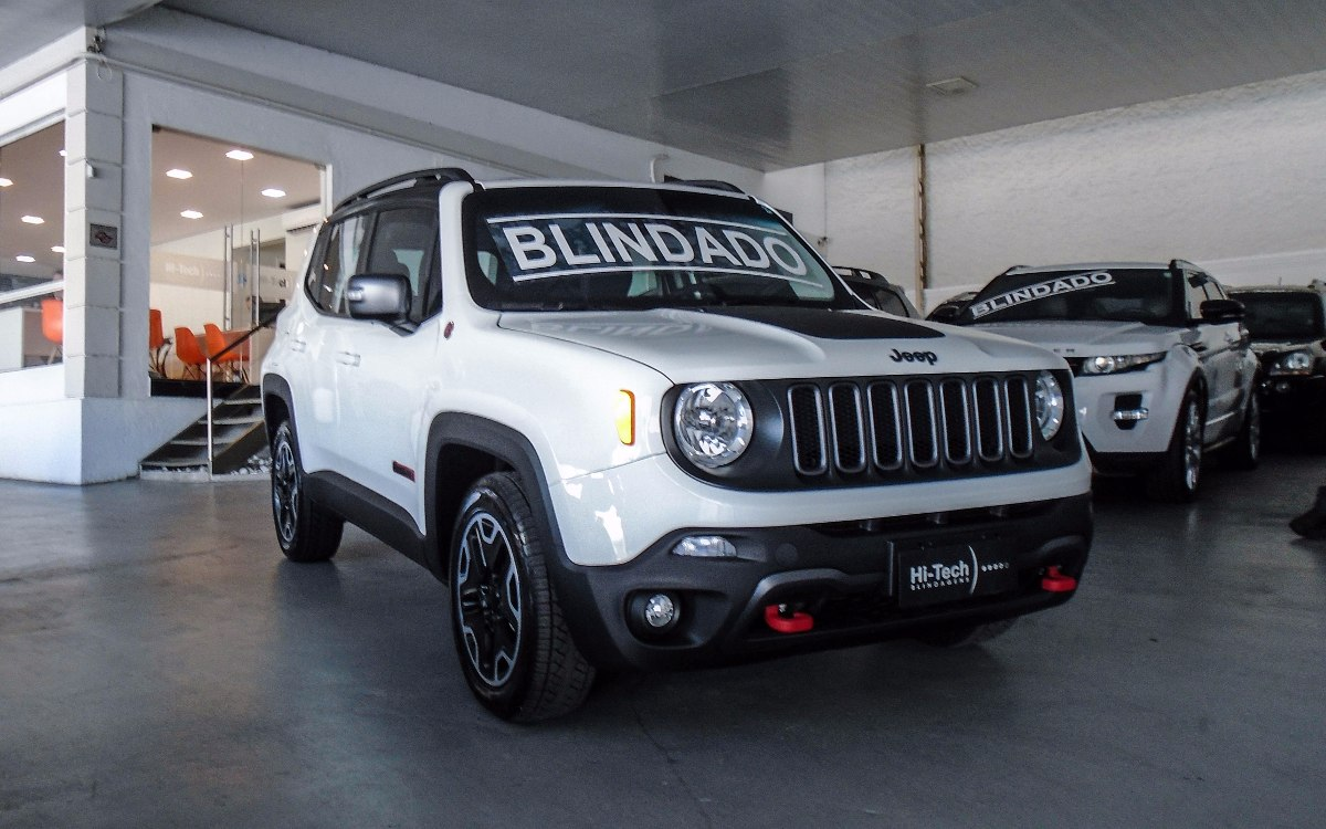 jeep renegade trailhawk blindado n vel 3 a hi tech 2017 2018 r em mercado libre. Black Bedroom Furniture Sets. Home Design Ideas