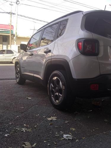 jeep renegade usado 2017