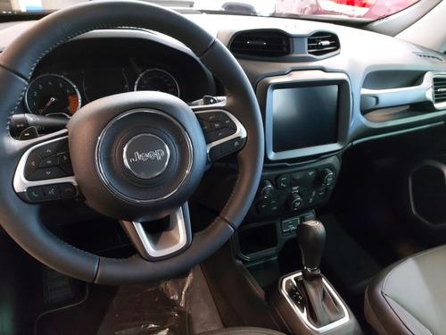 jeep renegade versión longitude my21