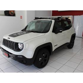 Jeep Renegade Wsl 1.8 16v Flex, Veículo Zero Km