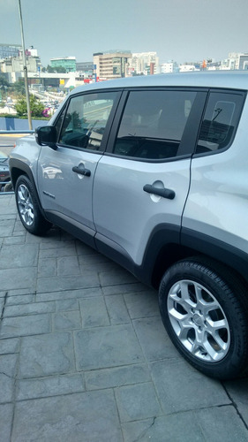 jeep renegado lattitude 2017