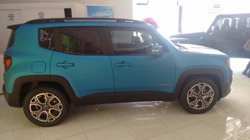 jeep renegado lattitude 2017