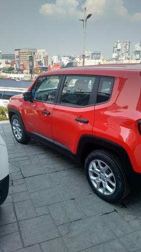 jeep renegado sport 2017