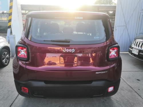 jeep renegate sport 2017