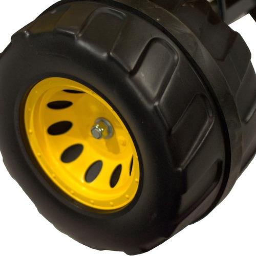 jeep rodacross explorator electric auto bateria 6v 4a6 años