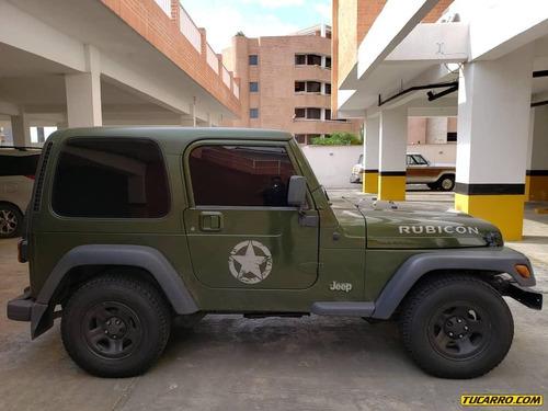 jeep rubicon 1998